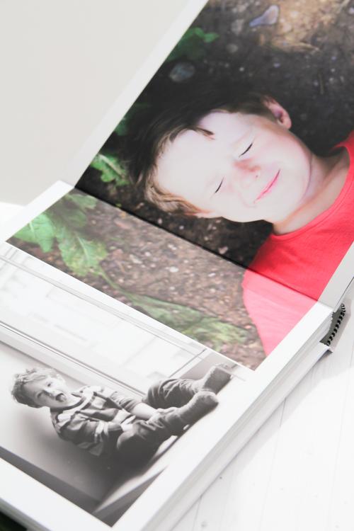 vaikiškas nuotraukų albumas