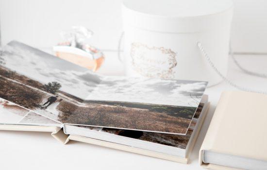 fotoalbumų gamyba